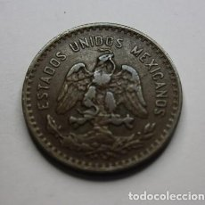 Monnaies anciennes d'Amérique: 298,, RARA ESCASA MONEDA DE MEXICO, 5 CENTAVOS COBRE 1926, MBC+. Lote 213819848