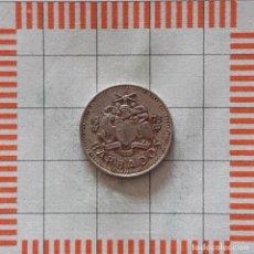 Monete antiche di America: 10 CÉNTIMOS, BARBADOS. 1973. (KM#12). Lote 214331111