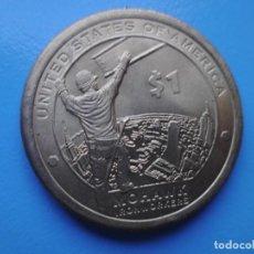 Monedas antiguas de América: USA ESTADOS UNIDOS DE AMÉRICA 1 DOLAR SACAGAWEA 2016 P. Lote 214375007