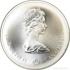 Monedas antiguas de América: MONEDA, CANADÁ, ELIZABETH II, 10 DOLLARS, 1975, ROYAL CANADIAN MINT, OTTAWA. Lote 214383353
