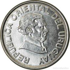 Monedas antiguas de América: MONEDA, URUGUAY, 50 CENTESIMOS, 1994, MBC, ACERO INOXIDABLE, KM:106. Lote 214385990
