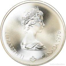 Monedas antiguas de América: MONEDA, CANADÁ, ELIZABETH II, 10 DOLLARS, 1976, ROYAL CANADIAN MINT, OTTAWA. Lote 214386688