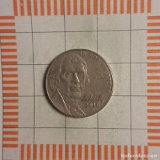 Monete antiche di America: 5 CENTAVOS, ESTADOS UNIDOS. 2010 D. (KM#381). Lote 214941360