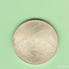 Monedas antiguas de América: PLATA-CANADA 5 DOLLARS 1976. OLIMPIADA MONTREAL. ESGRIMA 24,3 GRAMOS DE LEY 0,925. Lote 216366022
