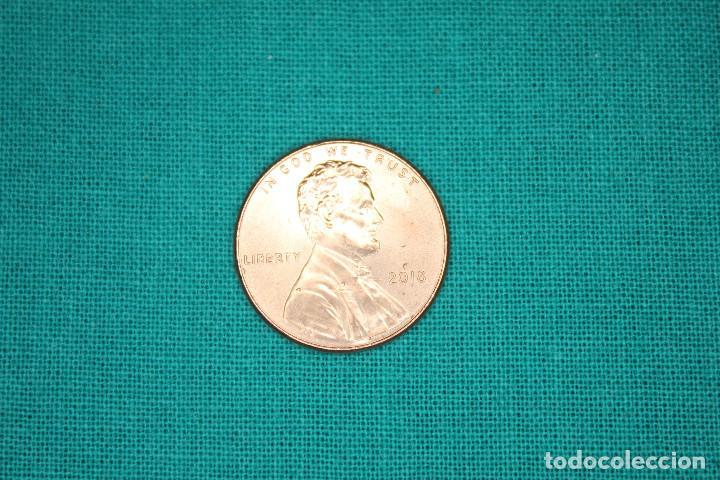 Monedas antiguas de América: Estados Unidos 4 monedas sin circular - Foto 5 - 216712082