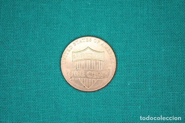 Monedas antiguas de América: Estados Unidos 4 monedas sin circular - Foto 7 - 216712082