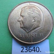 Monnaies anciennes d'Amérique: BÉLGICA 50 FRANCOS 1998 LEYENDA EN FLAMENCO. Lote 217050087