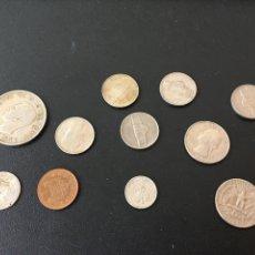 Monedas antiguas de América: LOTE DE MONEDAS (LA MAYORIA EEUU) DOLAR. Lote 217535932