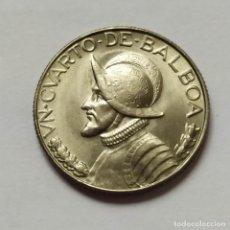 Monedas antiguas de América: ## PANAMA - UN CUARTO DE BALBOA 1980 SIN CIRCULAR ##. Lote 217648737