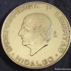 Monete antiche di America: 5 PESOS DE MÉXICO 1957 (PLATA). Lote 217976288