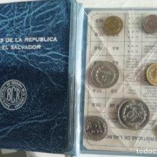 Monedas antiguas de América: MONEDAS DEL SALVADOR PROOF. Lote 218091136