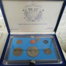 Monedas antiguas de América: MONEDAS DE LA REPÚBLICA DOMINICANA, PROOF DE 1978, EN CAJA DEL EMISOR. Lote 218091482