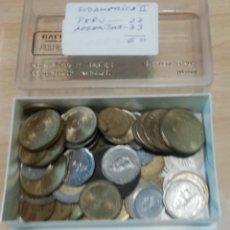 Monedas antiguas de América: MONEDAS DE PERÚ Y ARGENTINA (66). Lote 218297536