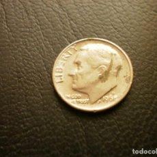Moedas antigas da América: USA 10 CENTS 1968 D. Lote 218458092