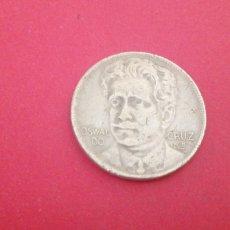 Monedas antiguas de América: 400 REIS DE BRASIL 1938. OSWALDO CRUZ. Lote 218673445