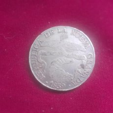 Monete antiche di America: COLOMBIA. NUEVA GRANADA. BUEN 8 REALES DE PLATA DE 1839. Lote 218927092