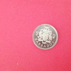 Monedas antiguas de América: 10 CENTS DE BARBADOS 1973. Lote 219077341