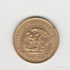 Monedas antiguas de América: MEXICO- 20 PESOS- 1921-ORO. Lote 220573963