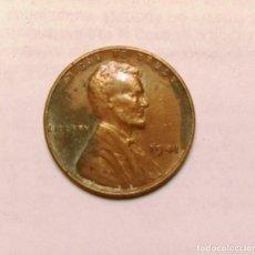 Monedas antiguas de América: 1 CENT-U.S.A. (1941). Lote 222416007