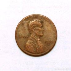 Monedas antiguas de América: 1 CENT-U.S.A. (1983D). Lote 222416280