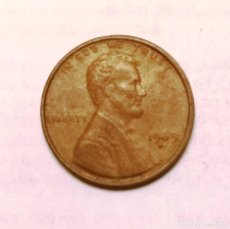 Monedas antiguas de América: 1 CENT-U.S.A. (1969D). Lote 222417381
