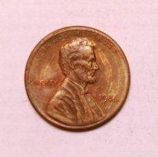 Monedas antiguas de América: 1 CENT-U.S.A. (1986). Lote 222417485