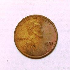 Monedas antiguas de América: 1 CENT-U.S.A. (1981). Lote 222417702