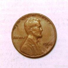 Monedas antiguas de América: 1 CENT-U.S.A. (1968D). Lote 222418025