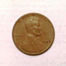 Monedas antiguas de América: 1 CENT-U.S.A. (1959). Lote 222418177