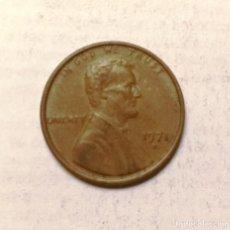 Monedas antiguas de América: 1 CENT-U.S.A. (1971D). Lote 222420362