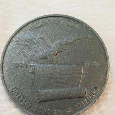 Monedas antiguas de América: MONEDA BICENTENNIAL OF THE UNITED STATES OF AMERICA. Lote 222437061