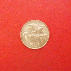 Monedas antiguas de América: 5 CENTS ISLAS VÍRGENES 1974. Lote 222588190