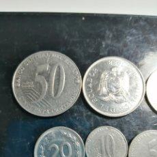 Monedas antiguas de América: LOTE DE 8 MONEDAS ECUADOR. Lote 222720063