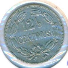 Monedas antiguas de América: VENEZUELA 12 1/2 CÉNTIMOS 1946 ( MBC- ) Y # 30A. Lote 222795411