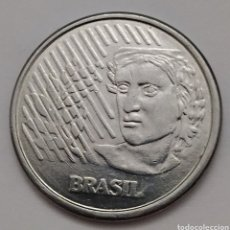 Monedas antiguas de América: MONEDA DE BRASIL DE 10 CENTAVOS DEL AÑO 1995. Lote 222805261