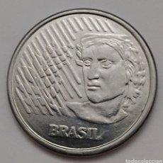 Monedas antiguas de América: MONEDA DE BRASIL DE 5 CENTAVOS DEL AÑO 1994. Lote 222805587
