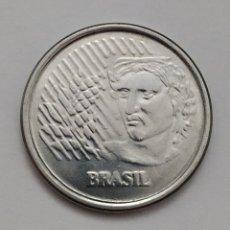Monedas antiguas de América: MONEDA DE BRASIL DE 1 CENTAVO AÑO 1997. Lote 222805831
