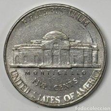 Monedas antiguas de América: MONEDA USA, 5 CENTAVOS 1999 D. Lote 222811206