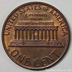 Monedas antiguas de América: MONEDA USA, 1 CENTAVO 1981. Lote 222812068