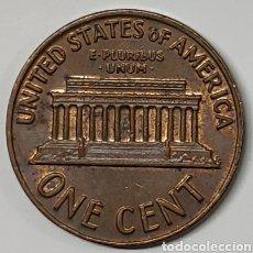 Monedas antiguas de América: MONEDA USA, 1 CENTAVO 1971. Lote 222812270