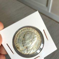 Monedas antiguas de América: MONEDA DE PLATA 50 CENTAVOS. CENTENARIO MARTI 1853- 1953 CUBA. Lote 222896617