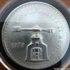 Monnaies anciennes d'Amérique: ONZA PLATA PURA 925, 1979 CASA DE LA MONEDA DE MEXICO. Lote 223157605