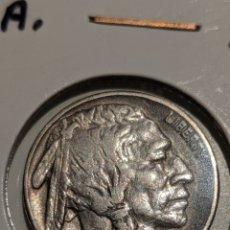 Monete antiche di America: MONEDA EEUU. 5 CÉNTIMOS 1937. KM#134. Lote 224671326