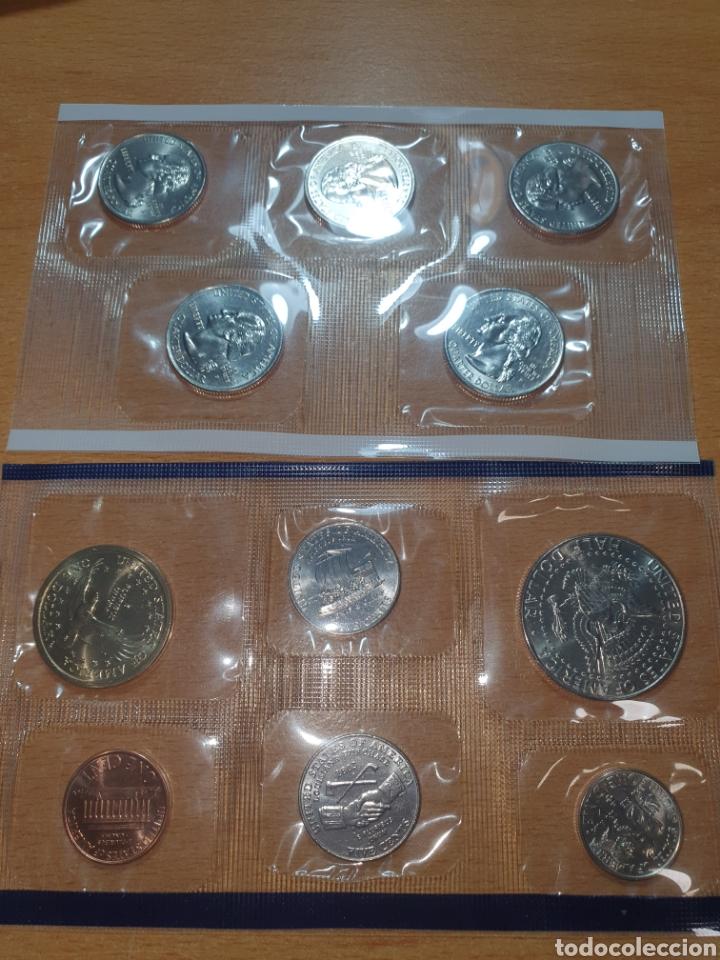 Monedas antiguas de América: 2004 united states mint uncirculated coin set philadelfia - Foto 5 - 224773073