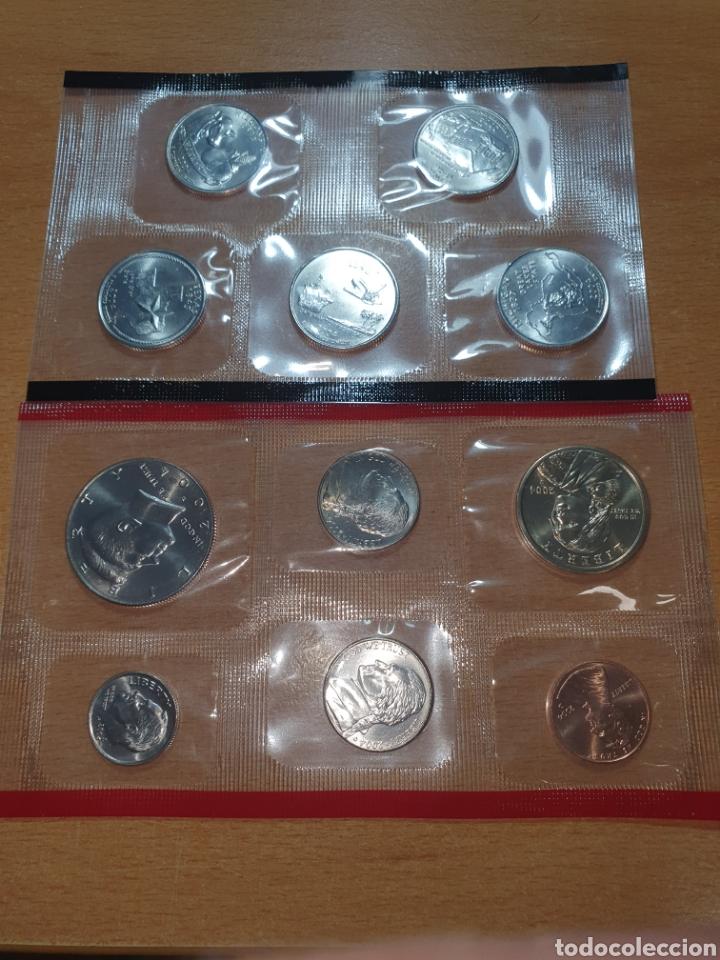 Monedas antiguas de América: 2004 united states mint uncirculated coin set denver - Foto 4 - 224773748