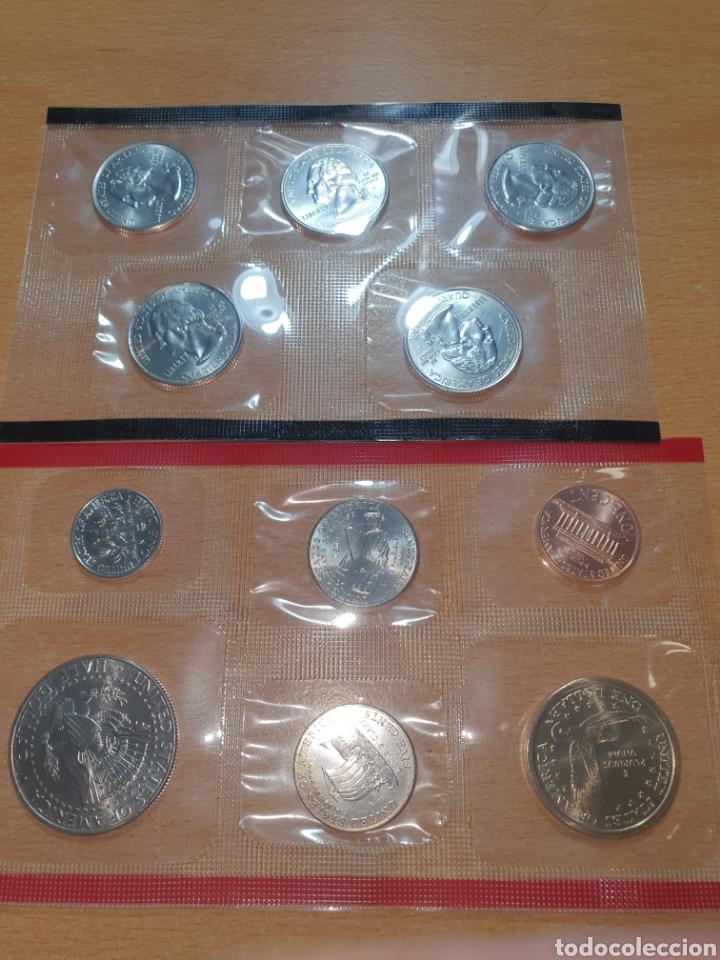Monedas antiguas de América: 2004 united states mint uncirculated coin set denver - Foto 5 - 224773748