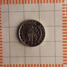 Monete antiche di America: 10 CÉNTIMOS, ANTILLAS HOLANDESAS. BEATRIX, 1997. (KM#34). Lote 224906566