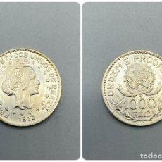 Monedas antiguas de América: MONEDA. BRASIL. 1000 REIS. 1913. VER FOTOS. Lote 295860778