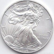 Monedas antiguas de América: ESTADOS UNIDOS - DOLAR - 2009 - PLATA - NO CIRCULADA. Lote 225028910