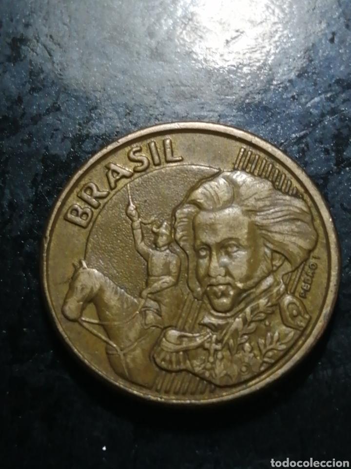 Monedas antiguas de América: 10 centavos de 2003 Brasil - Foto 2 - 226108458